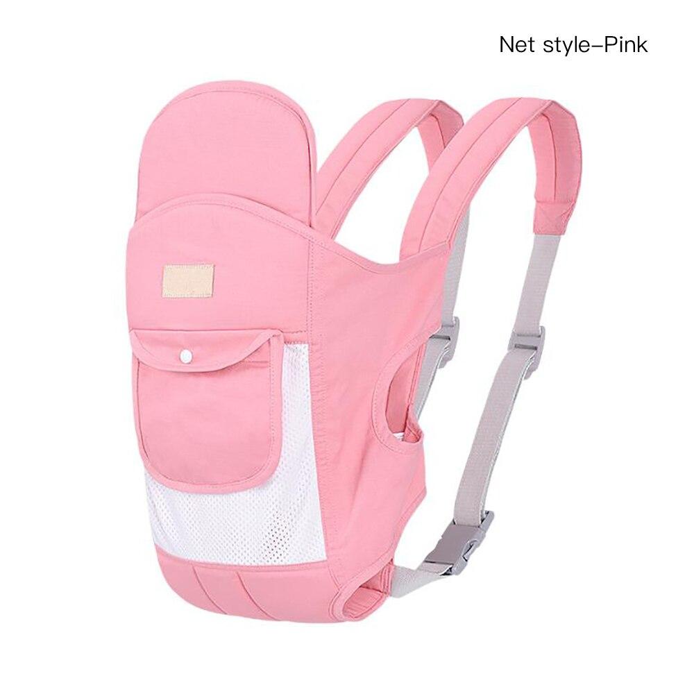 4 в 1 регулируемая передняя сторона младенческой Перевозчик дышащий Удобный слинг рюкзак младенца Кенгуру безопасности Carr