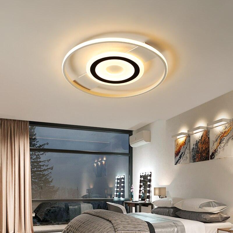 Modern LED Ceiling Lights For Bedroom Bedside Aisle Corridor Balcony Entrance Modern LED Ceiling Lamp For Home
