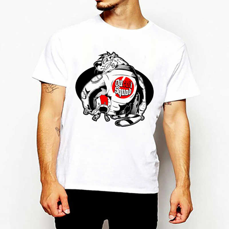 Maglietta T-Shirt Moto Motorcicle Ducati Vintage Inspired