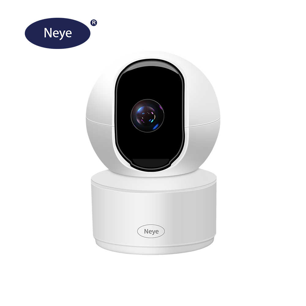 N_eye Home Security Camera 3MP Hd 2.4G Wifi Pan/Tilt 2-Weg Audio Sd-kaartsleuf Indoor ip Camera Cctv Surveillance Camera 15M Ir