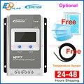 Tracer 1210AN 2210AN 3210AN 4210AN 10A 20A 30A 40A MPPT Контроллер заряда 1210A 2210A 3210A 4210A LCD EPEVER солнечное зарядное устройство