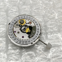 Mechanical Watch Clock Automatic Movement High Accuracy Repair Replacement Clock Watch Accessories 2824 2 Polish Finish