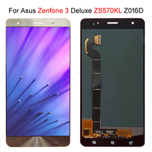 "Fast Stock For ASUS Zenfone 3 Deluxe Z016S Z016D ZS570KL LCD Display Touch Screen Digitizer Assembly 5.7""for ASUS ZS570KL LCD"