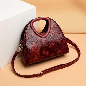 Image 5 - Nieuwe Vrouwen Grote Handtas Hoge Kwaliteit Leer Luxe Handtassen Vrouwen Tassen Designer Messenger Tassen Voor Vrouwen Lady Schoudertas