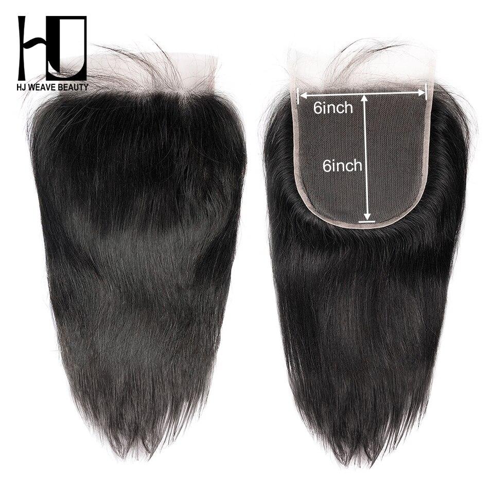 H5743fc45df024232be2cd67994680c2cV HJ Weave Beauty Straight Human Hair Bundles With Closure 30inch Brazilian Hair Weave Bundles 7A Virgin Hair Bundles With Frontal