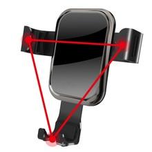 Gravity Car Phone Holder Air Vent Car Mount Tempered Glass Holder for Smartphone SP99 цены
