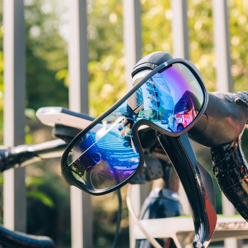 POC Cycling Glasses Bike Sport Sunglasses Men Women Mountain Bicycle MTB Cycle Eyewear 6