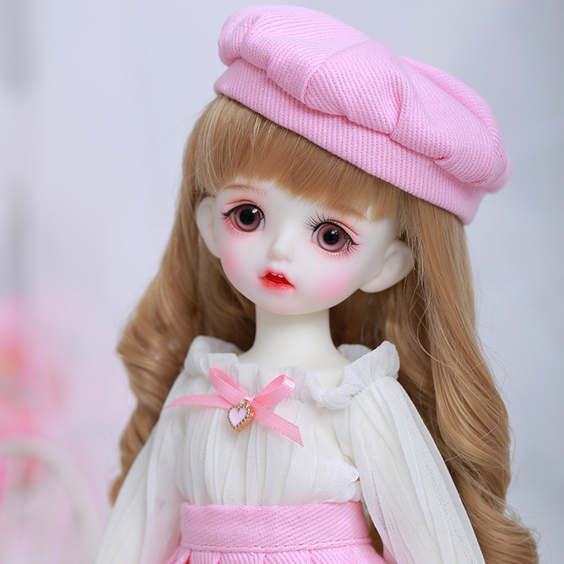 Napi Karou BJD SD Doll 1/6 YoSD Body Model Baby Girls Boys Resin Toy High Quality Fashion Shop Luodoll Christmas Gift