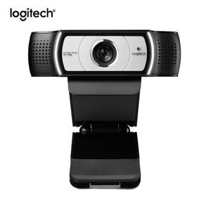 Image 1 - Logitech C930c HD 1080P เว็บแคมสำหรับคอมพิวเตอร์เลนส์ Zeiss USB กล้องวิดีโอ 4 ดิจิตอลซูม Web CAM