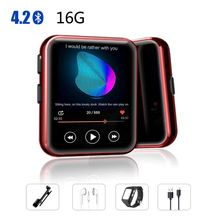 K1 Bluetooth MP3 Player With 1.54-Inch Touch Screen Portable MP3 Music
