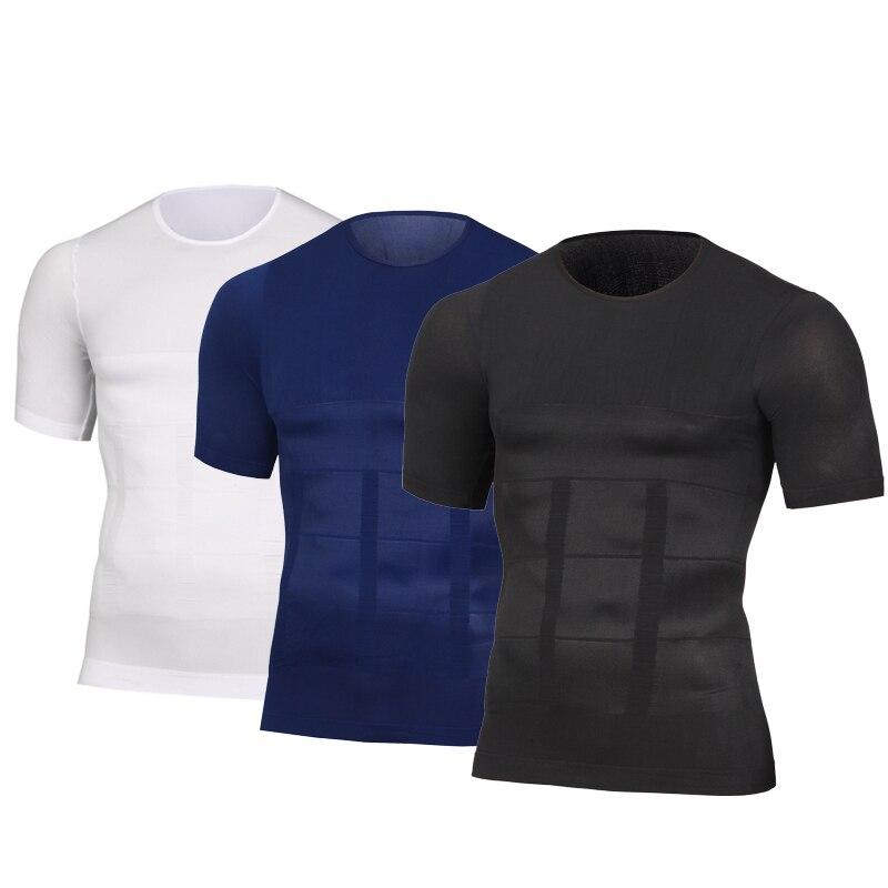 Lien de livraison directe de Corset de chemise de ventre de poitrine de brûlure de graisse d'hommes pour VIP