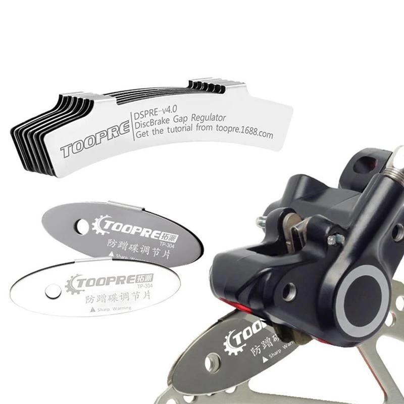 MTB Disc Brake Pads Adjusting Tool Bicycle Pads Mounting Assistant Brake Pads