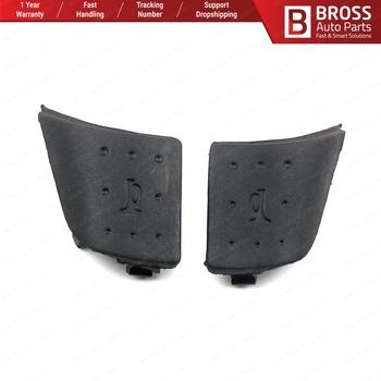 Bross BDP163 2 sztuki kierownica przycisk klaksonu lewy i prawy dla Vauxhall Opel Corsa C 6242078 2000-2006 Tigra B 2004-2009 tanie i dobre opinie Bross Auto Parts TR (pochodzenie) Turkey