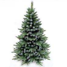 Hh Art 95inch Christmas Tree Hand Assemble New Year Decoration Snowflake Christmas Tree Xmas Decorative Tree