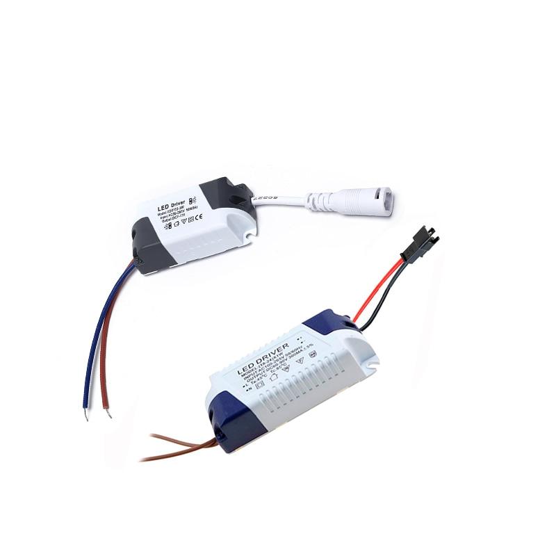 LED Power Supply 1W-24W 280mA Driver Adapter AC85-265V Lighting Transformer For LED Panel Light Downlight