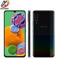 New Samsung Galaxy A90 A9080 5G Mobile Phone 6.7 8GB RAM 128GB ROM Snapdragon 855 Octa Core Triple Rear Camera NFC Smart Phones