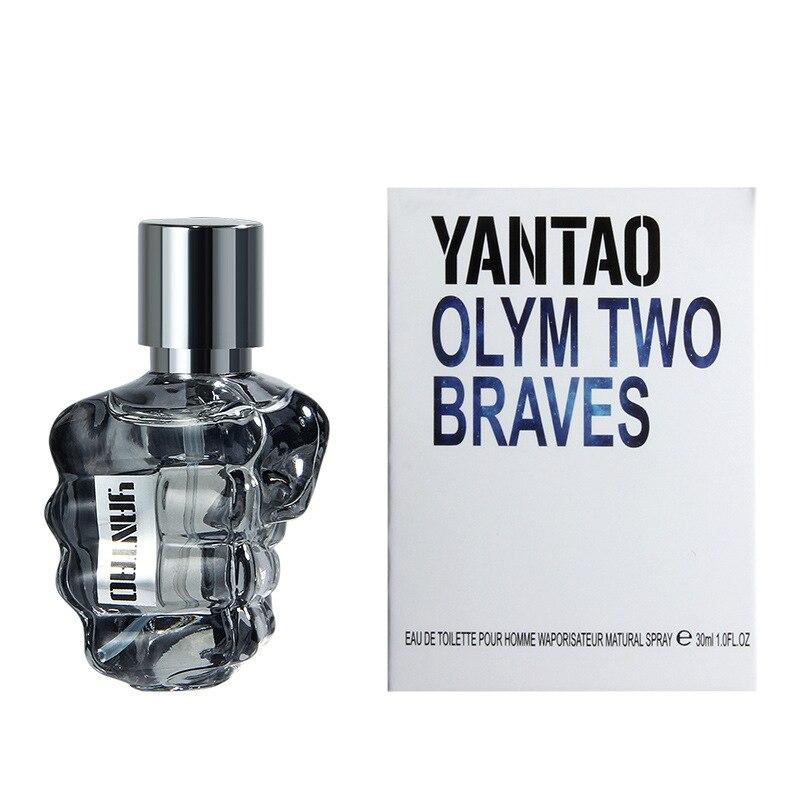 JEAN MISS Natural Aroma Body Fragrance Men Atomizer Water Long Lasting Refreshing Men Glass Bottle Flower Fragrance Aroma 30ML