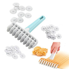 Пластиковая проволочная сетка, нож, роликовый нож, кондитерские изделия, пиццы, пиццы, торта, инструмент для выпечки, кухонные инструменты#3d20