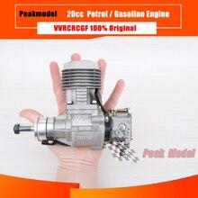 VVRC RCGF محرك بنزين/بنزين 20 سي سي لطائرة RC VVRC VVRC RCGF 20cc SBM نموذج محرك بنزين لطائرة RC