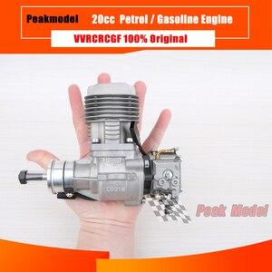 Image 1 - VVRC RCGF 20cc Petrol/Gasoline Engine for RC Airplane VVRC VVRC RCGF 20cc SBM gasoline model engine for RC Airplane