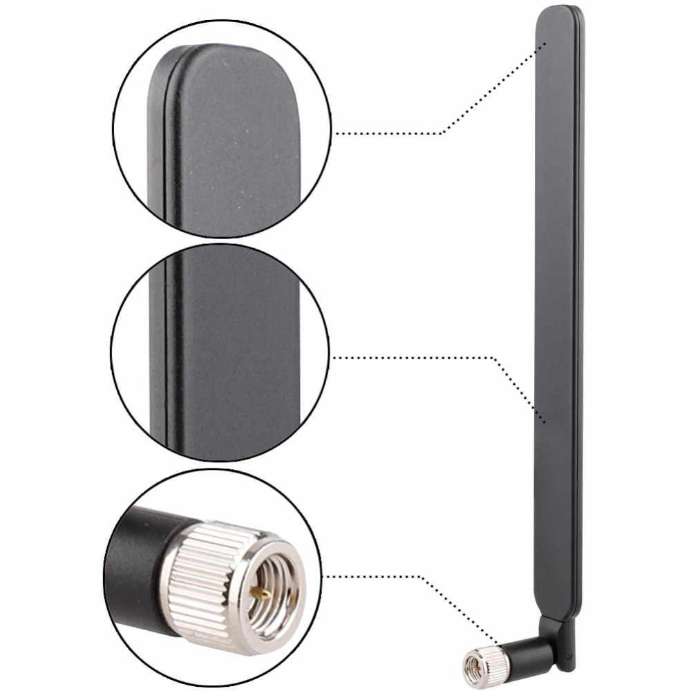 5 dBi SMA macho enrutador externo antena 4G LTE antena WIFI 3G antena para HuaweI módem router 4G repetidor lte de módem inalámbrico