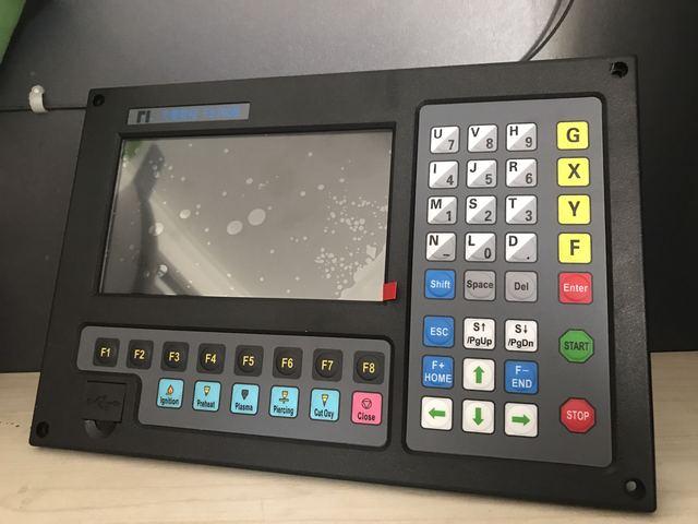 2 axis CNC system CNC flame cutting machine system plasma numerical control system F2100B