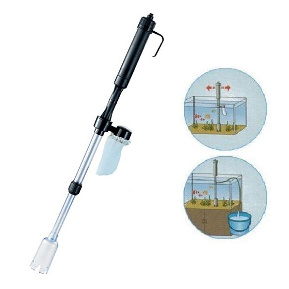 2021top Батарея гравий пылесос для аквариума очистки сифон воды переменного тока товары для дома