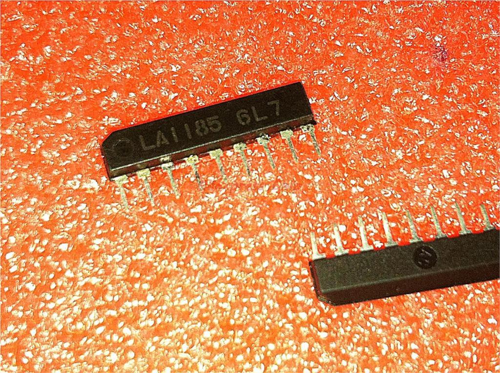 1pcs/lot LA1185 SIP 1185 SIP-9 In Stock