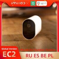 Telecamera di sicurezza av EC2 telecamera Wifi esterna 1080P telecamera Ip Wireless Gateway MIP66 MihomeCCTV Vedio telecamera di sorveglianza Mijia