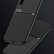 Magnetic Leather Filp Phone Case For Huawei