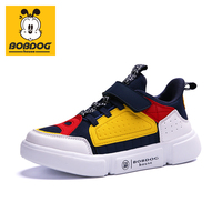 BOBDOG house Baby Sneakers Shoes Boys Girls First Walkers Shoes Infant Toddler Soft Sole Anti slip kids Shoes 8331