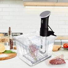 Machine de cuisson Sous Vide, récipient de 11l avec support en acier inoxydable, séparateurs détachables, prix bas