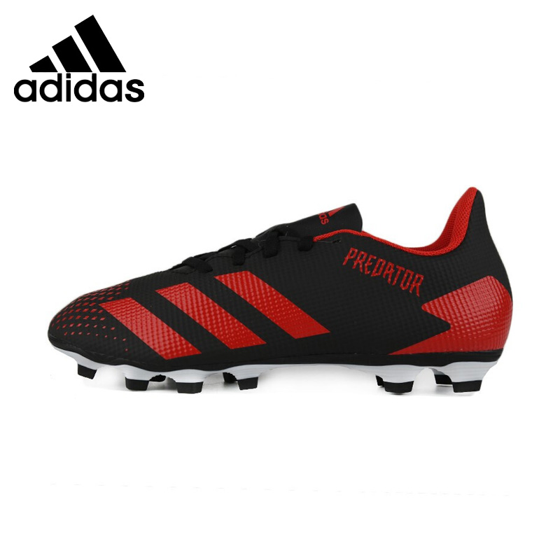 Original New Arrival  Adidas PREDATOR 20.4 FxG Men's Football/Soccer Shoes Sneakers
