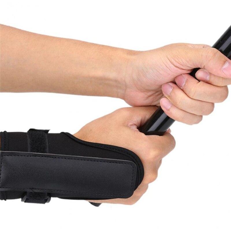 Black Golf Swing Trainer Wrist Posture Corrector Golf Training Assist Golf Training Accessories