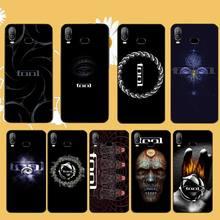 PENGHUWAN инструмент металл рок-группа логотип клиента высокое качество телефон чехол для Samsung А10 А20 А30 А40 А50 А70 А71 А51 А6 А8 2018