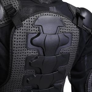 Image 3 - Защитный кожух PE для мотокросса, защитный кожух для мотокросса, мотоциклетная куртка, жилет со светоотражающей полоской, аксессуары для мотокросса