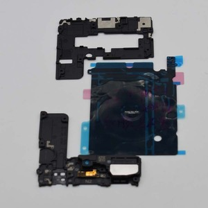 Image 2 - 3pcs/set Original For Samsung Galaxy S10 S10E S10 Plus G970 G973 G975 NFC Wireless Charging + Antenna Panel cover + loud speaker