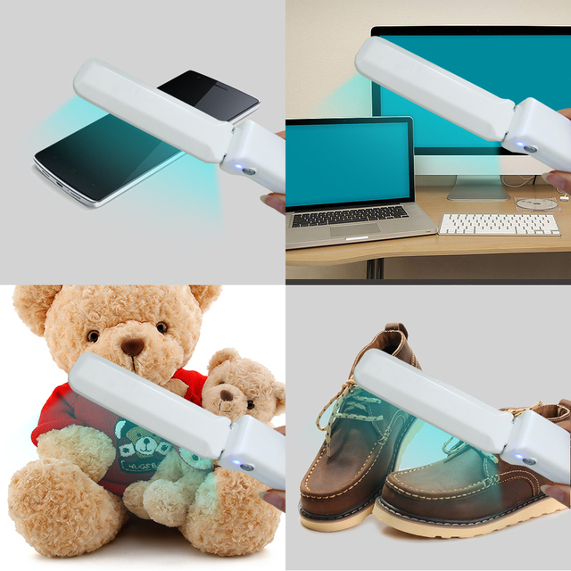 Handheld Ultraviolet UV Disinfection Lamp  6