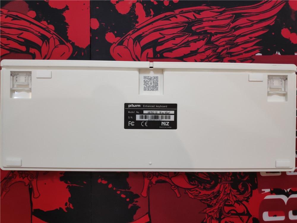 mechanical 108 RGB capacitive