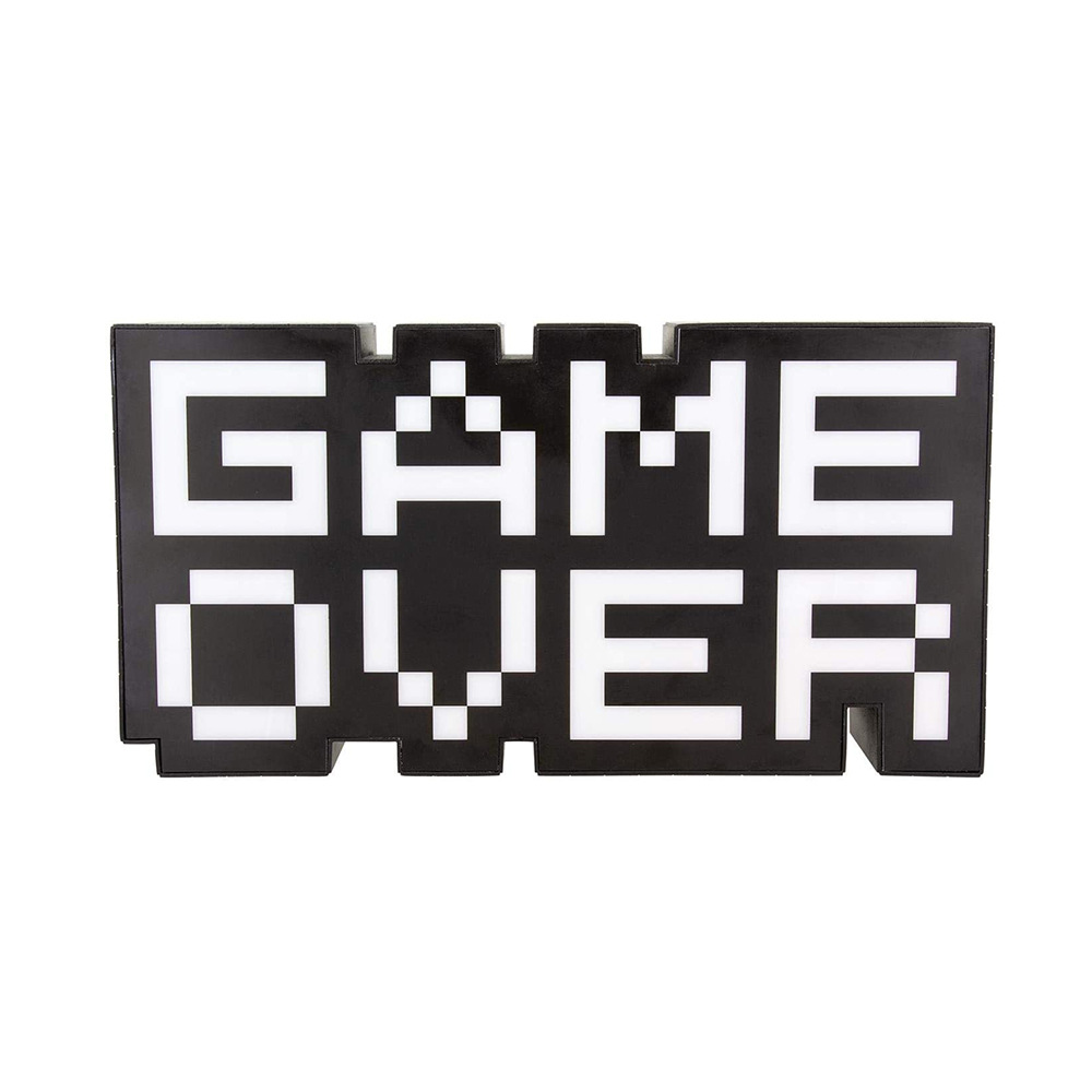 gameover灯1