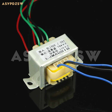 220V 6VA preamplifikatör/kulaklık amp/DAC 6 satır EI trafo 6W 15V 0 15V 12V 0 12V