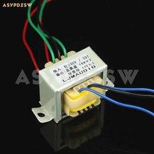220V Amplificador 6VA/Headphone amp/DAC 6 linha transformador EI 6W 15V 0 15V 12V 0 12V
