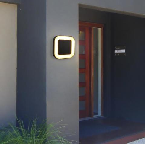light wood photo frame