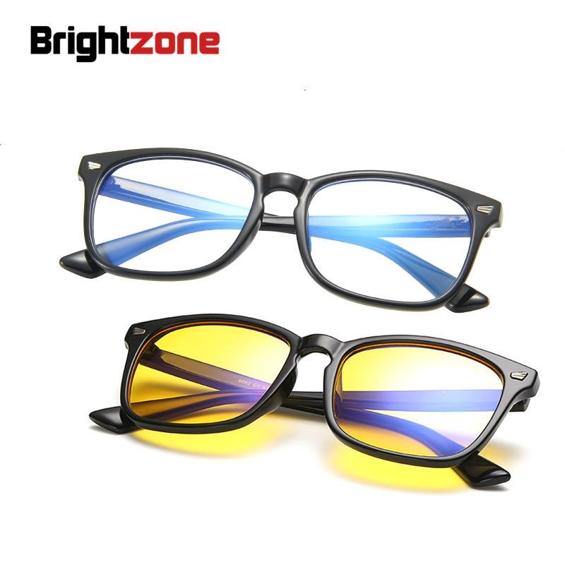 FRAMES anti glare Computer Gamer gaming Glasses Anti Radiation SUNGLASSES Driver