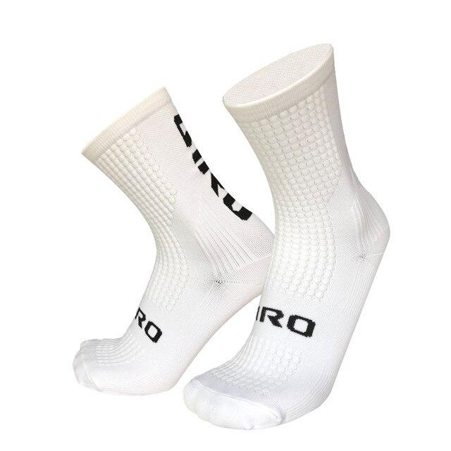 Novo ciclismo meias de bicicleta estrada meias outdoo esporte correndo meias 3