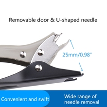 Staple-Remover Removing-Binding-Tool Pull Pull-Out-Extractor Heavy-Duty Professional