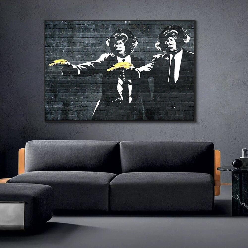 Abstrakte Rotwein Glas Ölgemälde Leinwand Druck Wand Kunst Cafe Bar Home Decor