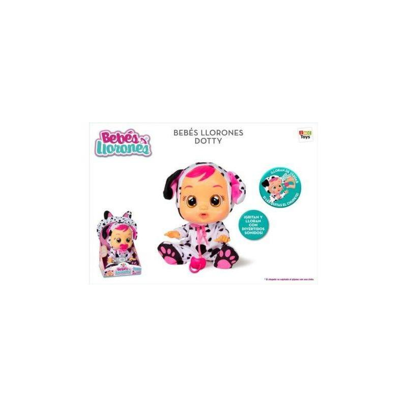 Weeping Babies 2-Dotty (Dalmata) Toy Store