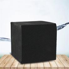 10X10 см эко-аквариум очиститель воды куб ультра сильная фильтрация и поглощение Honeycomb активированный уголь блок# B