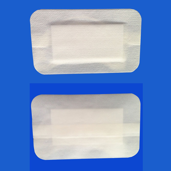 1pcs 6*7cm  10*10cm 9*15cm Catheter Fixed Stick Non-woven Wound Dressing Surgical Pad Non Woven Disposable Filter Sheet Stterri